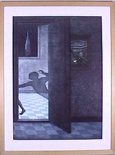NR:020202243- Shelter - Graphics - Etching - 096x126 - € 2.250
