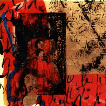 Analyse Oriental - Paintings - Mixed Media - 035x035 - € 899