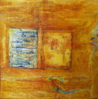 010124033 - Spirit of the book - Paintings - Oilpaint on canvas - €2300